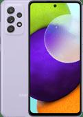 Samsung Galaxy A52 128 GB Lila 4G