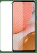 Azuri Tempered Glass Samsung Galaxy A72 Displayschutzfolie Rinox Armor