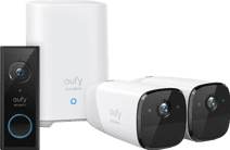 Eufy by Anker Video Doorbell Battery + Eufycam 2 Duo Pack