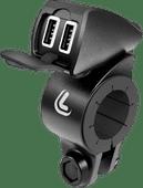 Lampa USB Fix Trek Universal-Ladegerät Motor mit 2 USB A Ladeports