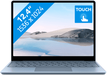 Microsoft Surface Laptop Go - i5 - 8GB - 256GB Ice Blue