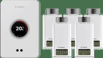 Bosch EasyControl CT200 Weiß + 5x Bosch EasyControl Smart Radiator Thermostat RT10-RF