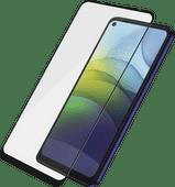 PanzerGlass Case Friendly Motorola Moto G9 Power Screenprotector Glas Schwarz