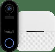 Hombli Smart Doorbell 2 Schwarz + Chime