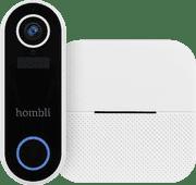 Hombli Smart Doorbell 2 Weiß + Chime