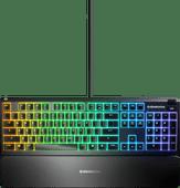 SteelSeries Apex 3 RGB Gaming Tastatur Qwertz