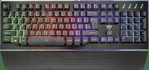 Trust GXT 860 Thura halbmechanische Tastatur QWERTZ