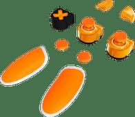 Thrustmaster ESWAP LED Orange Crystal Pack