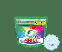 Ariel All-in-1 Pods Color 40 Stück