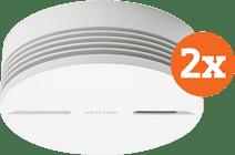 Netatmo intelligenter Rauchmelder (10 Jahre) Duo-Pack