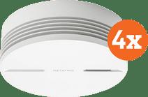 Netatmo intelligenter Rauchmelder (10 Jahre) 4er-Pack