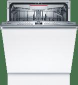 Bosch SMV4HCX48E / Einbau / vollständig integriert / Nischenhöhe 81,5 - 87,5 cm