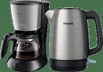 Philips HD7462/20 Daily + Wasserkocher