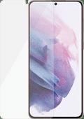 PanzerGlass Ultrasonic Fingerprint Glass Samsung S21 Plus Displayschutzfolie Schwarz