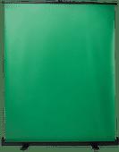 StudioKing Roll-Up Green Screen FB-150200FG 150 x 200 cm Chroma-Grün