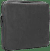 BlueBuilt 13 Zoll Laptophülle Breite 30 cm¿31 cm Leder Schwarz
