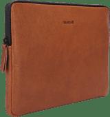 BlueBuilt Laptophülle Leder Cognac / Für 13-Zoll-Apple MacBook Air/Pro
