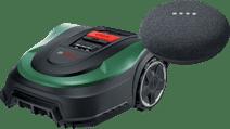 Bosch Indego M + 700 + Google Nest Mini Grau