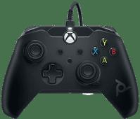 Verkabelter PDP Controller Xbox Series X und Xbox One Schwarz
