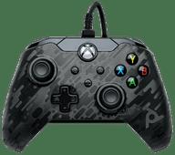 Verkabelter PDP Controller Xbox Series X und Xbox One Schwarz Camo
