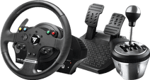 Thrustmaster TMX Force Feedback + Thrustmaster TH8A Shifter