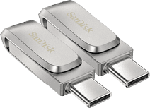 SanDisk Ultra Dual Drive 3.1 Luxe 128 GB Doppelpack