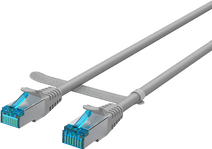 BlueBuilt Netzwerkkabel STP CAT6 3 Meter Grau