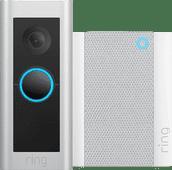 Ring Video-Türklingel Pro 2 Wired + Chime Gen. 2