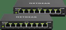 Netgear GS308E-100PES Duo-Pack