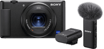 Sony ZV-1 Vlog + ECM-W2BT Mikrofon