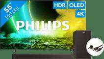 Philips 55OLED705 (2021) + Soundbar + HDMI-Kabel