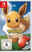 Pokemon: Let's Go, Evoli!