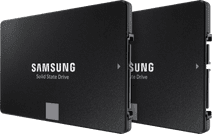 Samsung 870 EVO 2,5 Zoll 500 GB Doppelpack