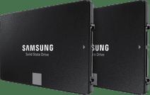 Samsung 870 EVO 2,5 Zoll 4 TB Doppelpack