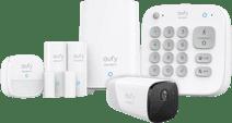 Eufy Home Alarm Kit 5-teilig + Eufycam 2 Pro