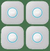 Google Nest Protect V2 Batterie, 4er-Pack