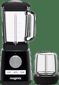 Magimix-Power-Standmixer Schwarz + Mini-Schüssel