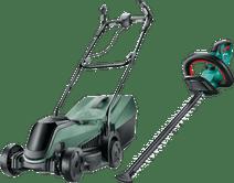 Bosch Citymower 18-300 + Bosch AHS 50-20 Li (ohne Akku)