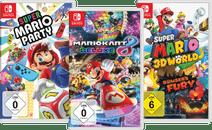 Mario Games Set