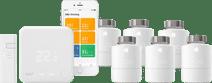 Tado Intelligenter Thermostat V3+ Starterpaket + 6 Heizkörperthermostaten