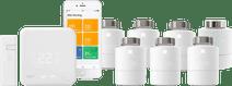 Tado Intelligenter Thermostat V3+ Starterpaket + 7 Heizkörperthermostaten