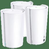 TP-Link Deco X90 Multiroom Wi-Fi 6 (3er-Pack)