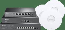 TP-Link-Starterpaket für ein Firmennetzwerk ¿ schnelle Verbindung