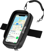 Universal-Telefonhalterung Celly RideMagnet mit Klemme für Motorradlenker