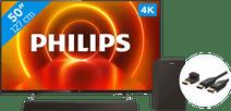 Philips 50PUS7805 - Ambilight + Soundbar + HDMI-Kabel