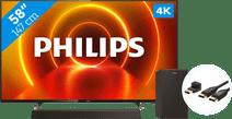 Philips 58PUS7805 - Ambilight + Soundbar + HDMI-Kabel