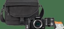 Canon EOS M50 Mark II Starterskit + Akku
