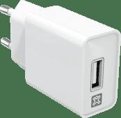 XtremeMac Ladegerät mit USB-A-Anschluss 12 W Weiß