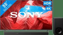 Sony KE-55XH9005P (2021) + Soundbar