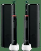 Oral-B Pro 3 3500 Schwarz Duo-Pack